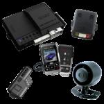 AL-2075-3DB-L OLED Color 2-Way Remote