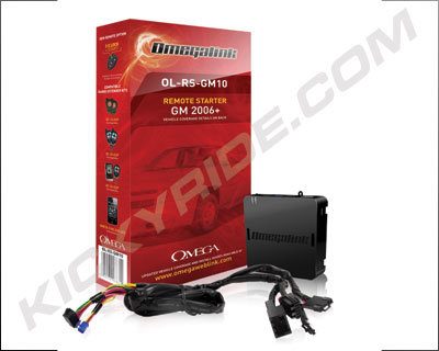 OL-RS-GM7 Plug in Remote Start