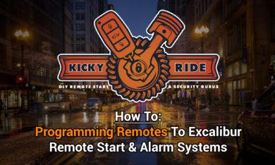 How To Program Excalibur Remotes