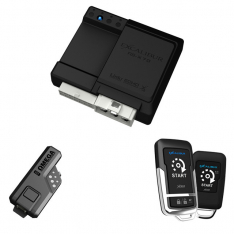 RS-270 1+1 button keyless entry & remote start