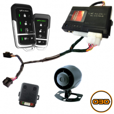JK/JKU WRANGLER PLUG-IN REMOTE START/ALARM KIT