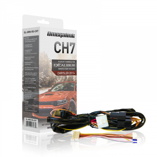 OL HRN RS CH7 Box Harness