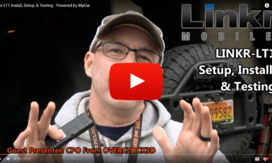 How To Install & Setup Linkr-LT Smartphone Control